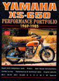 Yamaha XS-650 Performance Portfolio 1969-85