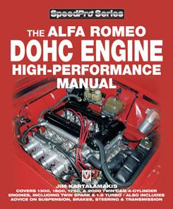 Alfa Romeo DOHC High-performance Manual (SpeedPro)