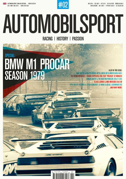 BMW M1 PROCAR - SEASON 1979 (Vol 2 Automobilsport)