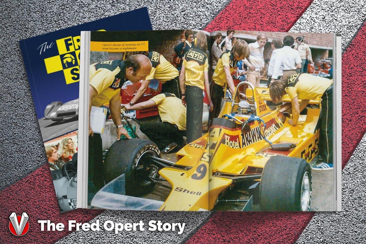 Fred Opert Story