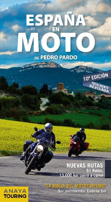 España en Moto - Guía Viva 10ª