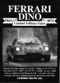 Ferrari Dino Limited Edition Extra 1965-74