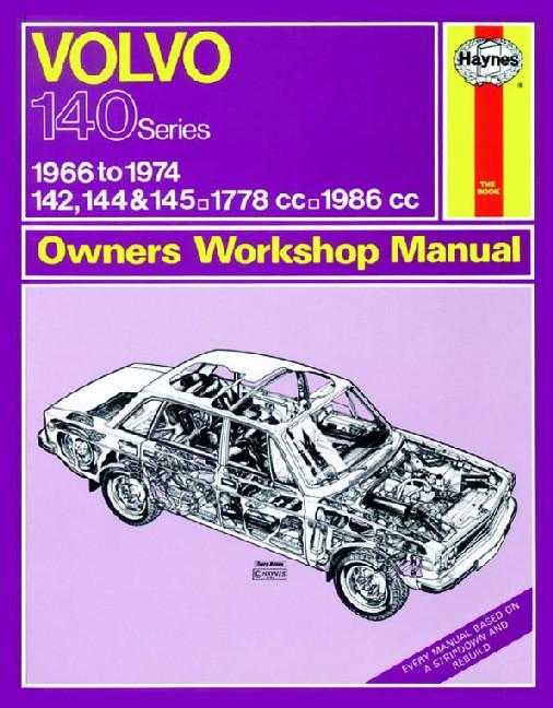 Volvo 142, 144 & 145 1966-74