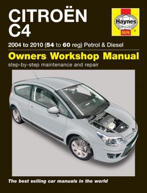 Citroen C4 Petrol & Diesel 2004-10