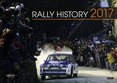 Rally History 2017 - Group B Calendar