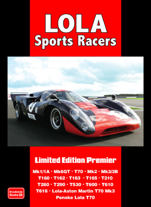 Lola Sports Racers Limited Edition Premier