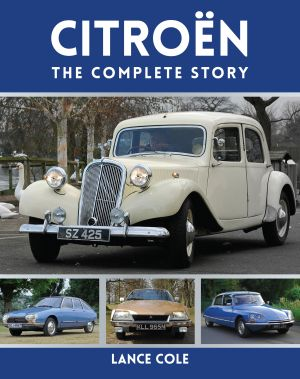 Citroën - The Complete Story