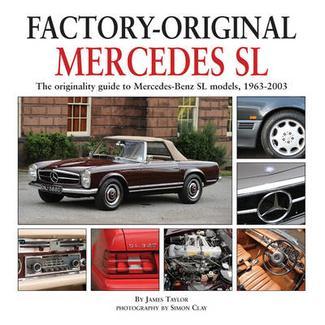 Factory Original Mercedes SL 1963-2003