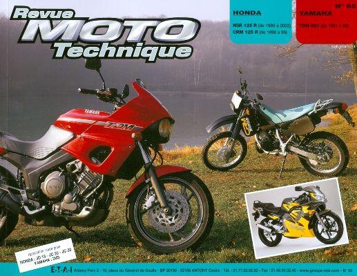 F085 Honda NSR125/CRM 1989-02 Yamaha TDM 850 91-95