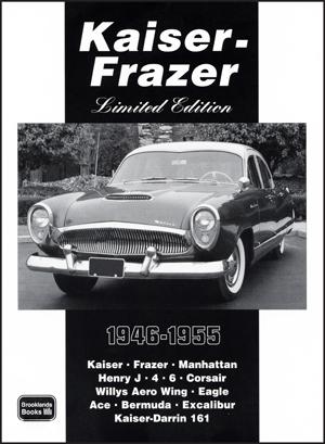 Kaiser-Frazer 1946-55 Limited Edition