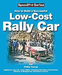 How to Build a Successful Low-Cost Rally Car