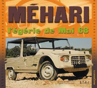 Mehari, l'égérie de mai 68