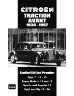 Citroen Traction Avant 1934-57 Limited Edt Premier
