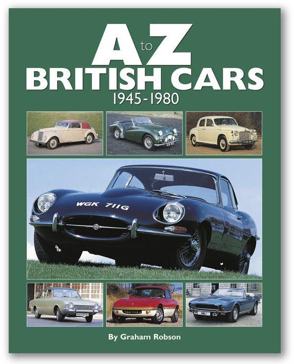 A-Z British Cars 1945-1980