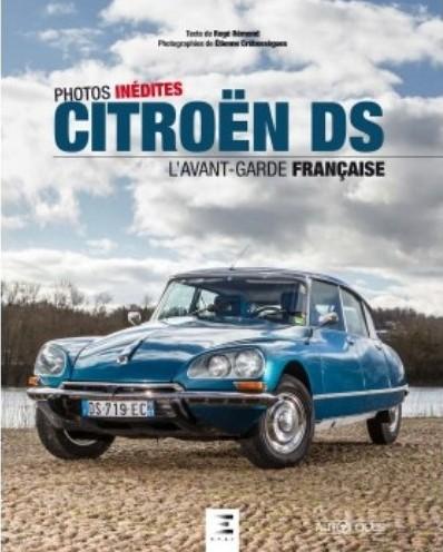 Citroen DS l'avant-garde Française