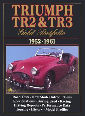 Triumph TR2 & TR3 Gold Portfolio 1952-61