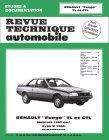 Renault Fuego 1397cc (RTA406)