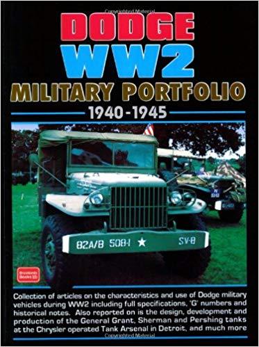 Dodge WW2 Military Portfolio 1940-45