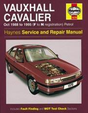 Vauxhall Cavalier Petrol 1988-95