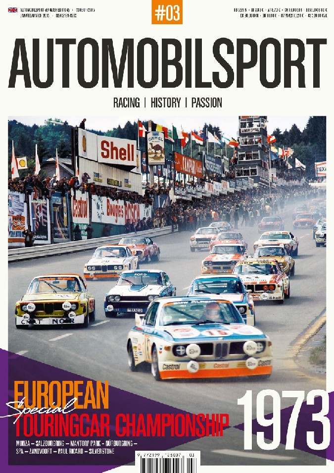European Touring Car 73 (Vol 3 Automobilsport)