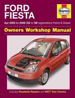 Ford Fiesta Petrol & Diesel 2002-08