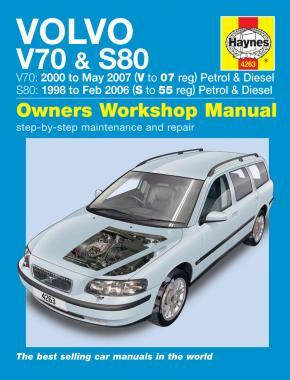 Volvo V70 / S 80 Petrol & Diesel 1998-2007
