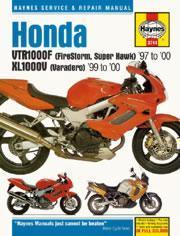 Honda VTR 1000F & XL1000V Varadero 1997-00