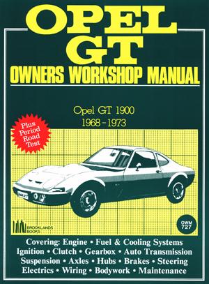 Opel GT 1968-73