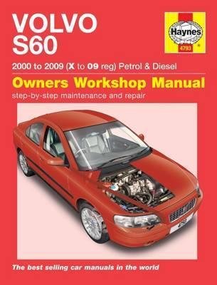 Volvo S60 Petrol & Diesel 2000-09