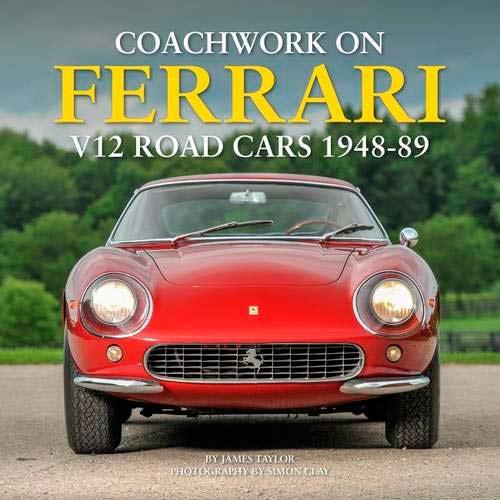 Coachwork on Ferrari V12 Road Cars, 1948-89