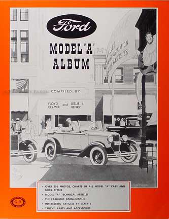 Ford Model A Album