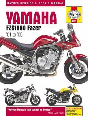 Yamaha FZS1000 Fazer 01-05