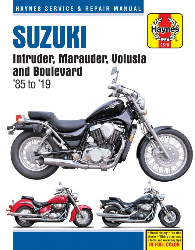 Suzuki Intruder, Marauder, Volusia, Boulevard VS70