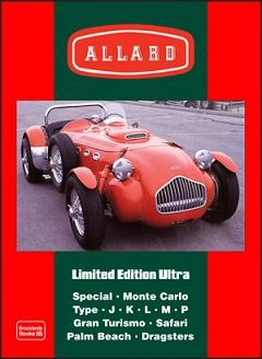 Allard Limited Edition Ultra