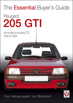 Peugeot 205 GTI - The Essential Buyer's Guide