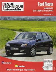 Ford Fiesta Essence 1996-2000 (RTA600)