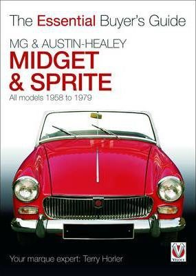 MG Midget & Austin Healey Sprite 58-1979  EB.Guide