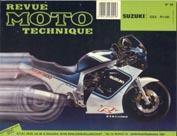 F066 Suzuki GSX R 1100 G-H 1986-87