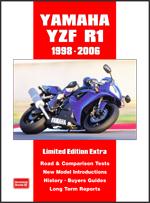 Yamaha YZF R1 Limited Edition 1998-2006