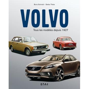 Volvo: tous les modèles depuis 1927