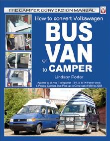 Volkswagen, Bus, Van to Camper Conversion