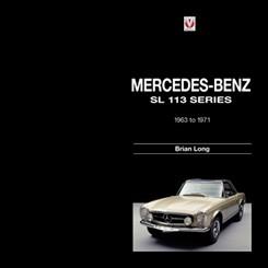 Mercedes Benz SL W113 series 1963-71