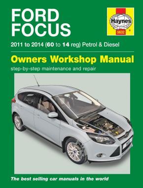 Ford Focus Petro & Diesel 2011-14