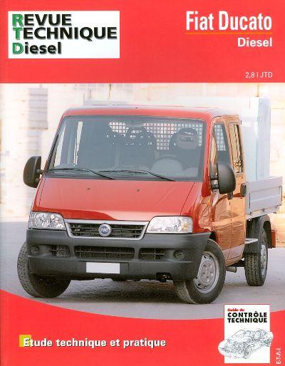 Fiat Ducato Diesel (RTA263)