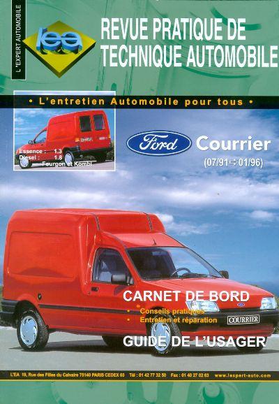 Ford Fiesta/Courrier - 1995 (RTA TAP330)