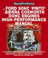 Ford SOHC 'Pinto' & Sierra Cosworth DOHC Engine