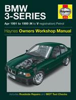 Bmw 3 Series E36 Petrol 1991-99