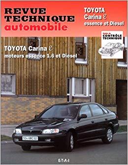 Toyota Carina E Essence 1.6 e D (RTA591.1)