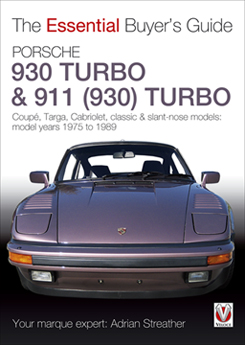 Porsche 930 Turbo & 911 (930) Turbo - Buyers Guid