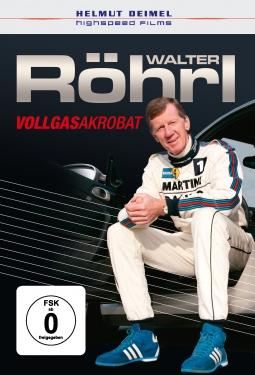 Walter Röhrl - Vollgasakrobat DVD